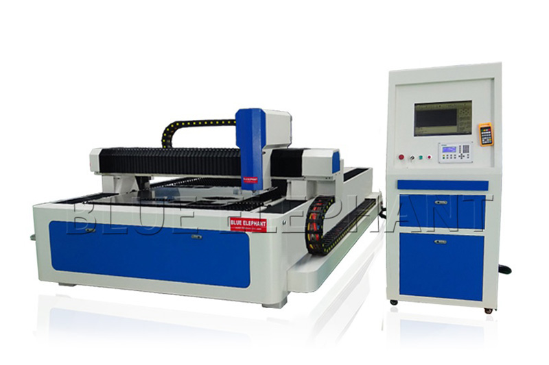 ELE1530 Metal Cutting Fiber Laser Cutting Machine