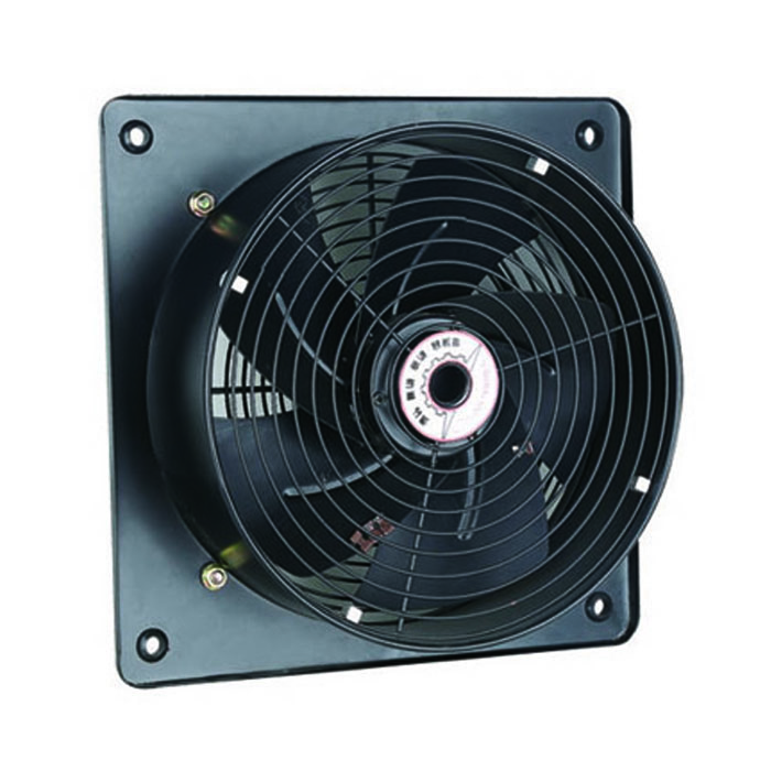 300MM Plate Axial Fans With External Rotor Motor