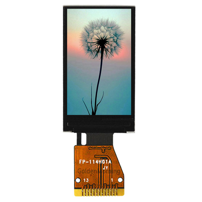GoldenMorning SPI ST7789 Full Color Smart TFT Display 1 Inch 1.14'' Small Screen LCD