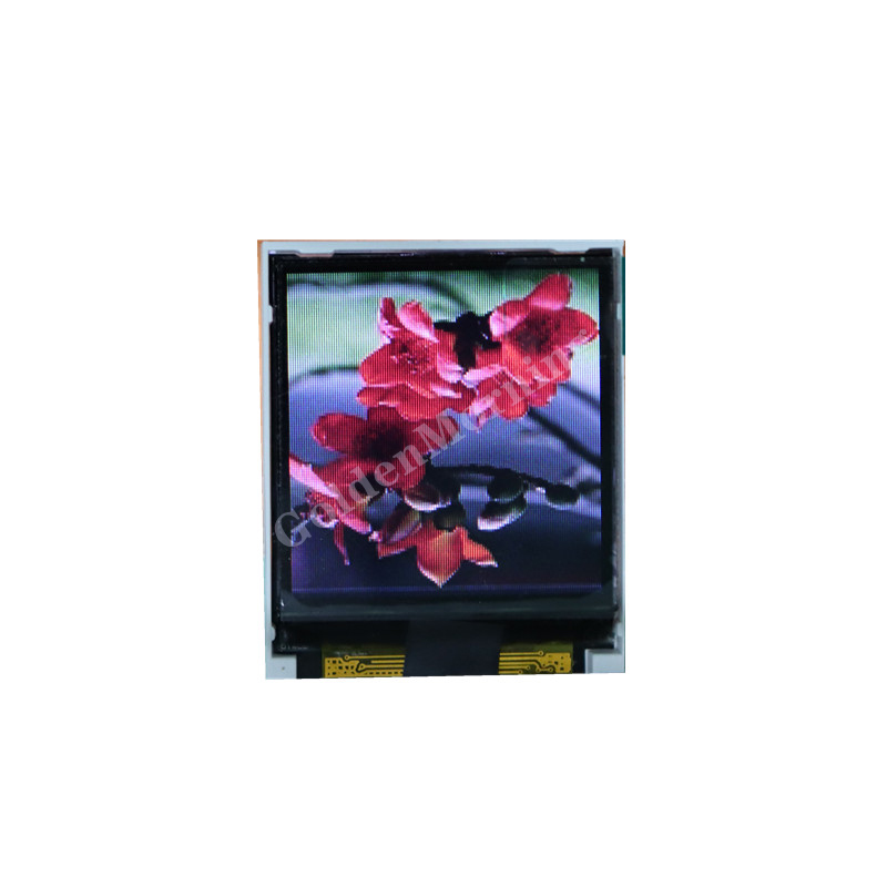 128x128 Resolution Pins 10P 65k SPI Interface 1.44 Inch TFT LCD display