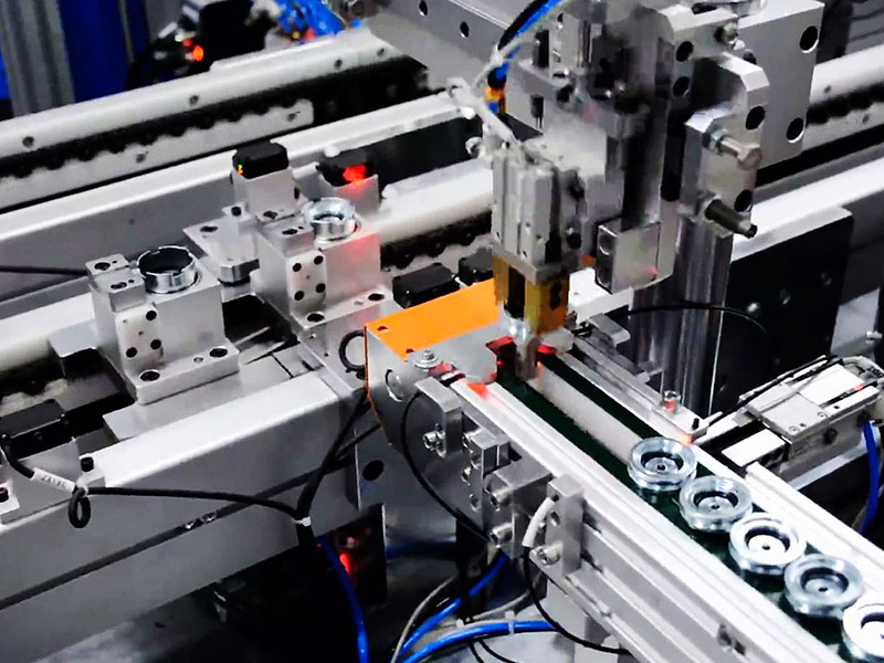 OCV Full-Automatic Assembly Line