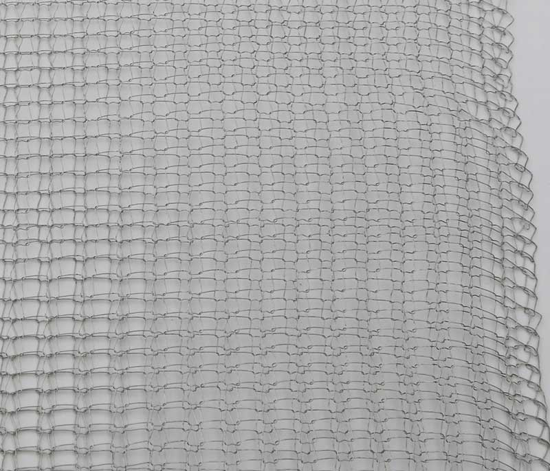 China Factory Pure Nickel Woven Wire Mesh
