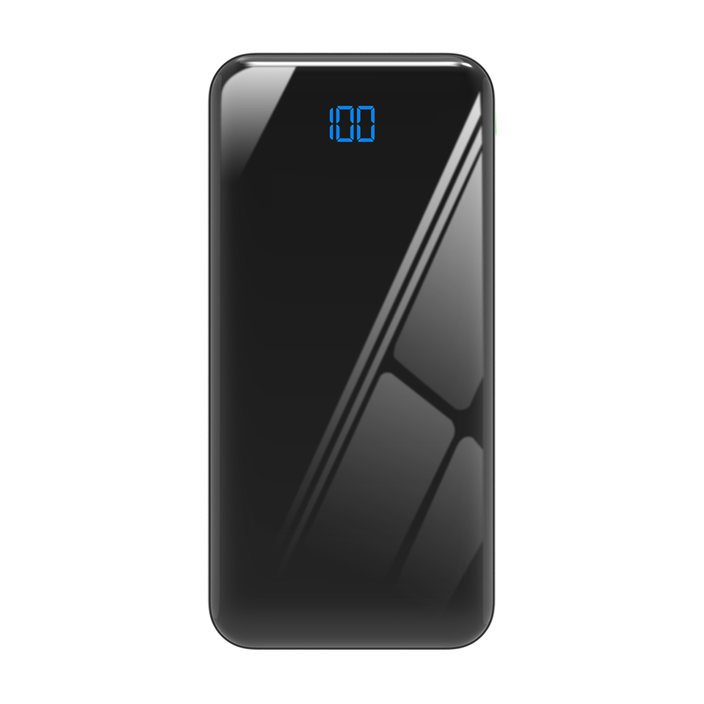 High capacity power bank 30000mah OEM mobile powerbanks double USB