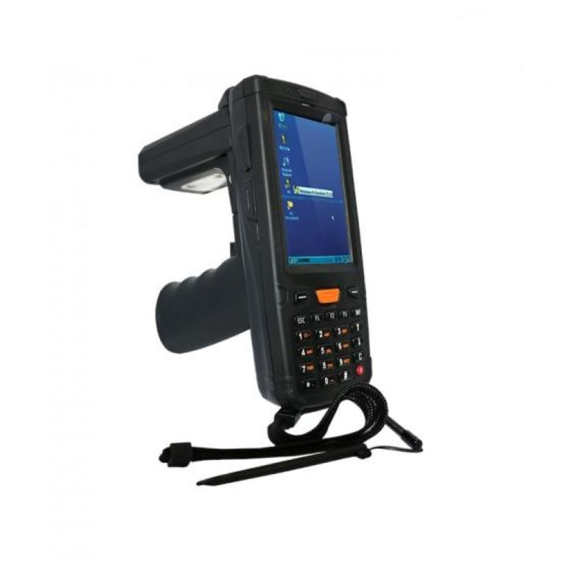 Win CE Handheld Terminal Portable Barcode Scanner WIFI GSM Bluetooth Connection