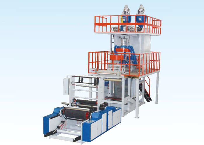 rotary die head Water-cooled film blowing machine