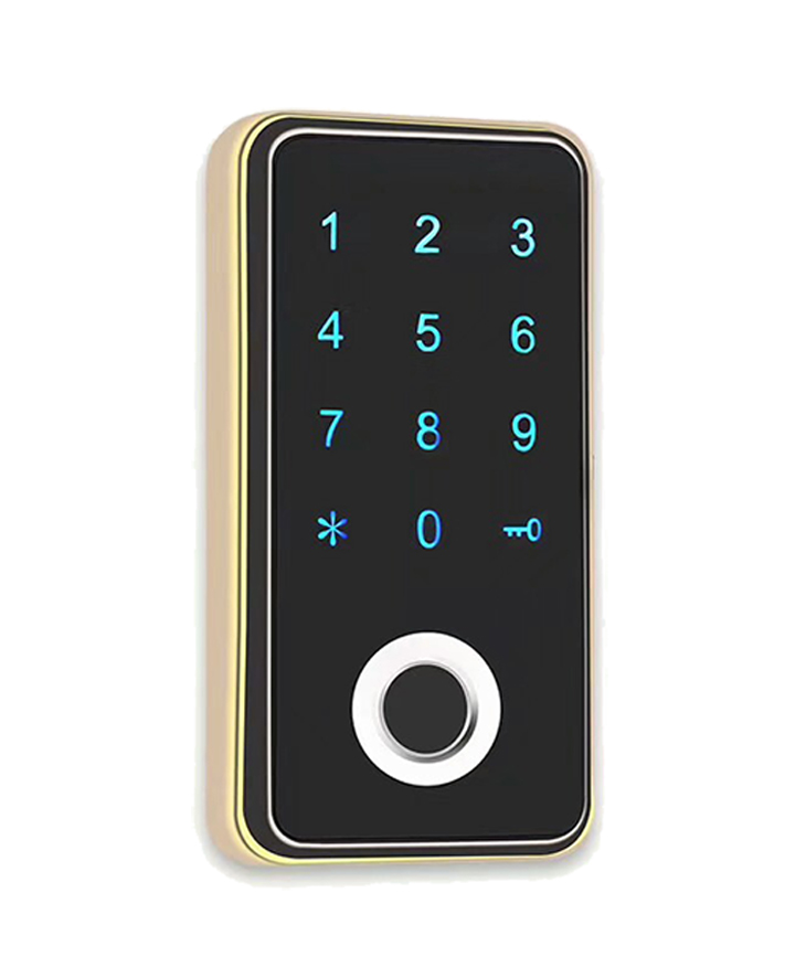 Electronic Fingerprint Locker Lock EMPF-118