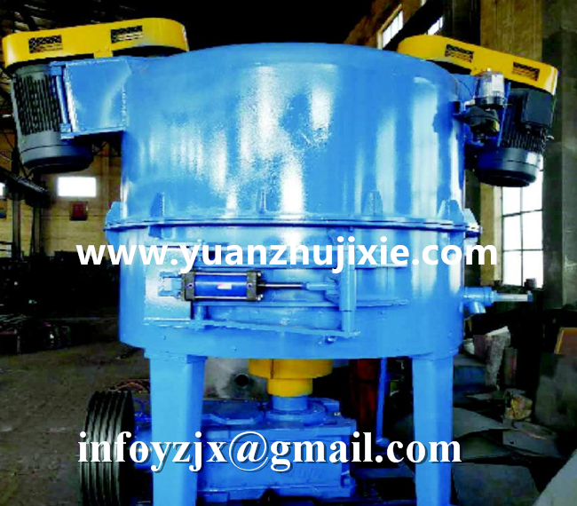 GS high efficiency rotor green sand mixer