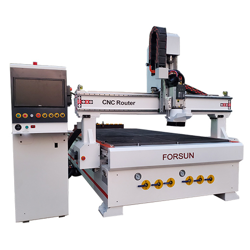 Linear Auto Changing Tools CNC Woodworking Router