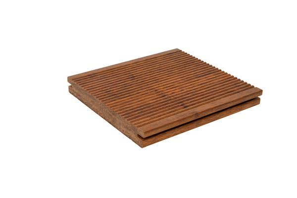 Light Strand Woven Bamboo Flooring