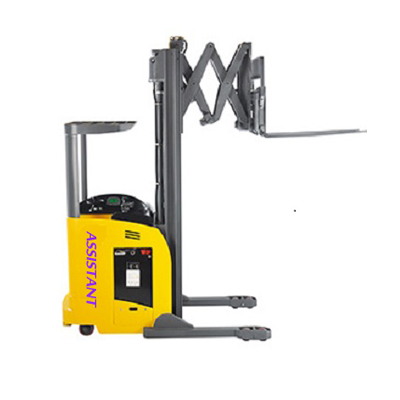 Electric Fork Reach Truck