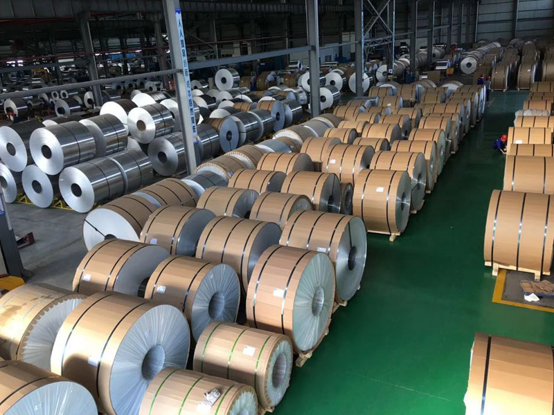 Mill Finish Aluminum Coil & Sheet