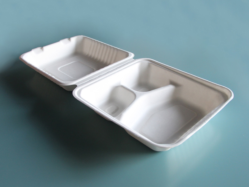 Taking-Away Food Tray