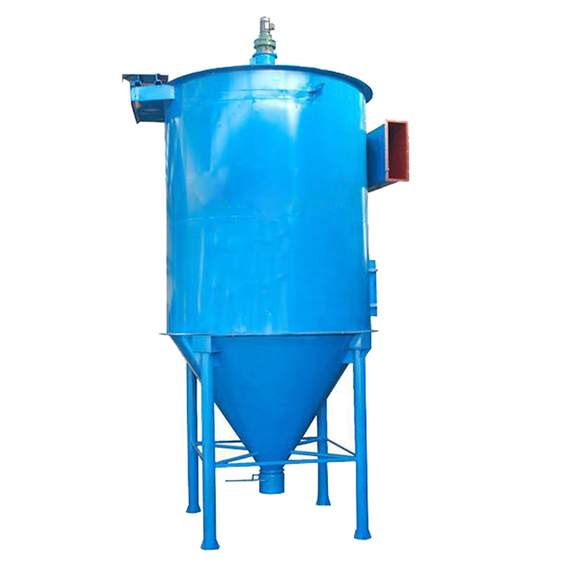ZC Type Mechanical Rotary Blow Flat Bag Filter