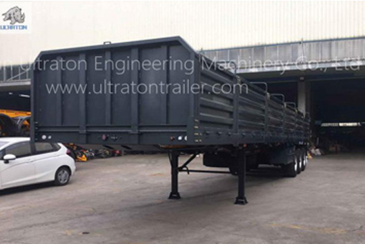 Side Wall Semi Trailer