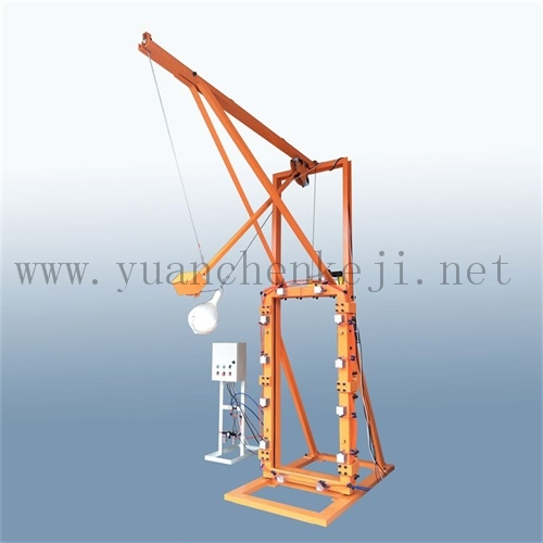 Pendulum Impact Tester For Test on Safety Glass