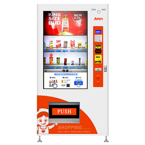 Cost-effective Automatic AFEN Vending Machine