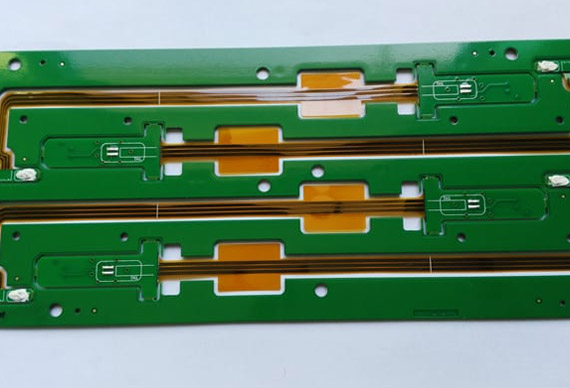 A NEW TYPE OF WIRE BOARD——RIGID FLEX PCB