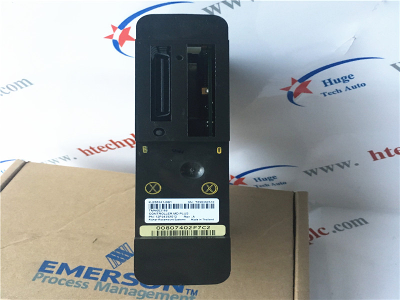 EMERSON KJ2201X1-HA1 Module New Original Sealed