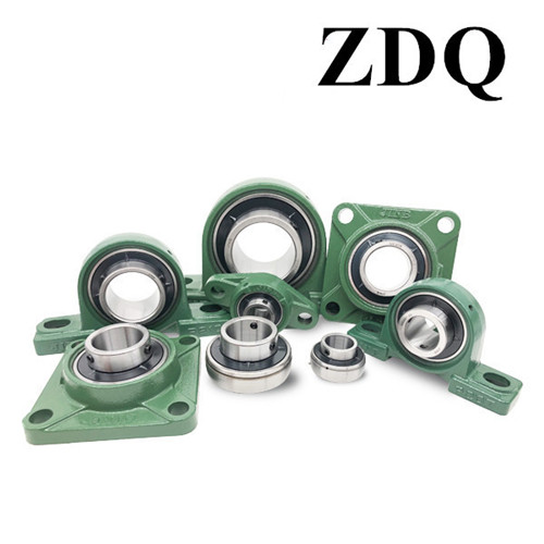ZDQ brand Pillow Block Bearing UCF322,UC322, F322 NSK insert ball bearing with housing
