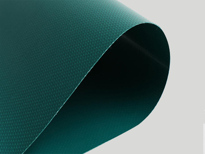 waterproof fireproof pvc fabric