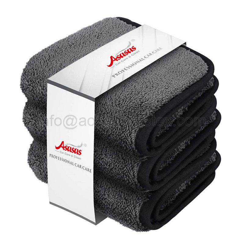 16212-3030Microfiber Car Wash Towels