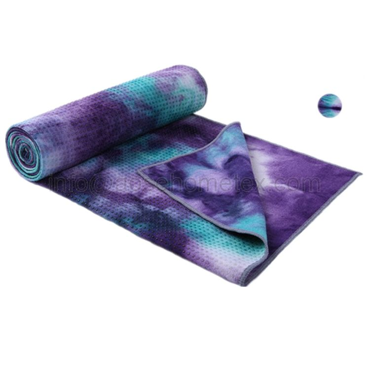 Customized fitness towel non-slip sports towel