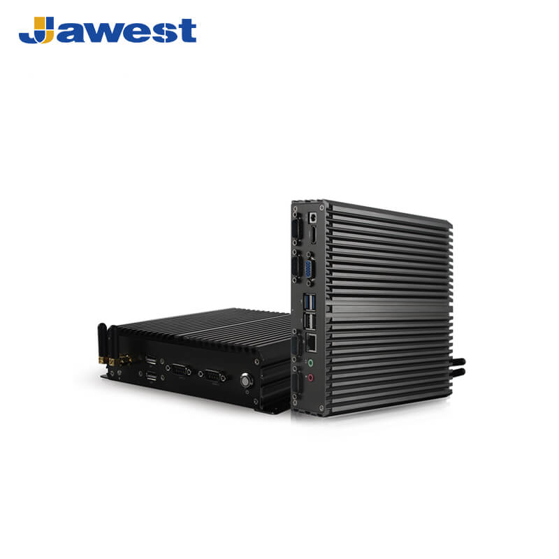 Fanless Industrial PC Intel Core For Harsh Environment
