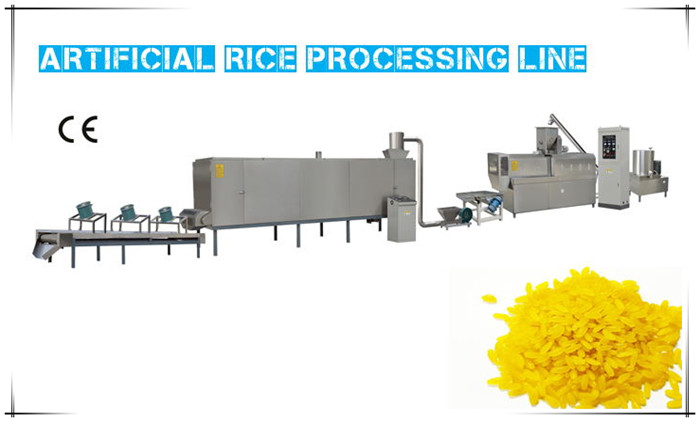 Artificial Rice Processing Machines/Production Line
