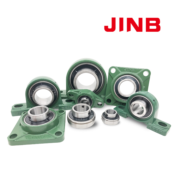 Agricultural Machinery Insert Pillow Block Bearing UCF207, UCF207-20 Bearing