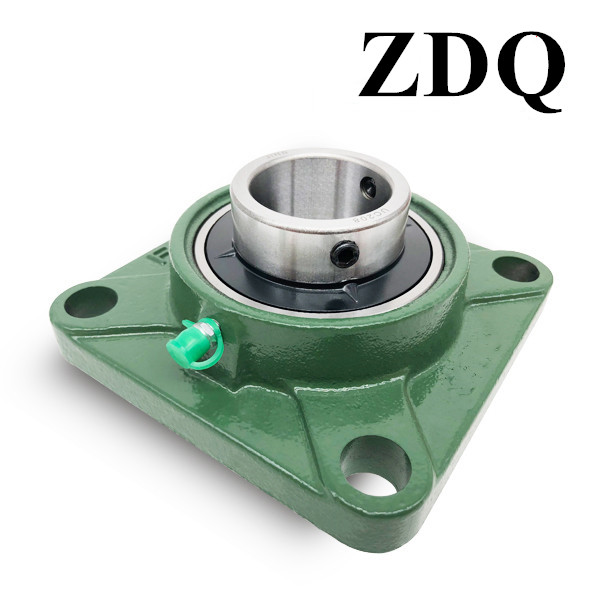 ZDQ bearing High precision UCF212 F212 pillow block bearing