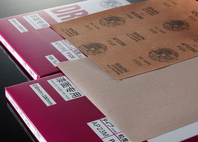 AP23M STEARATED ABRASIVE PAPER