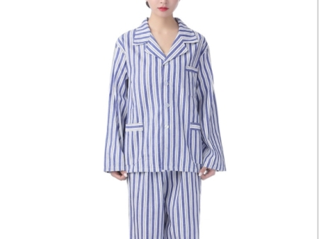 Women Long Sleeve Hospital Clothing Pajamas Uniform For Patient