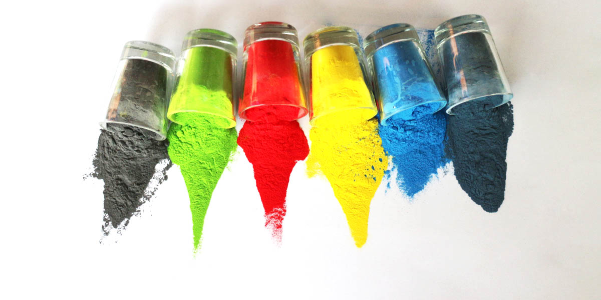 Manufacturer company for super durable polyester powder coating paint for sale