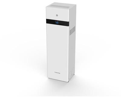 Floor Standing Ductless ERV/HRV With ESP System - CF Series