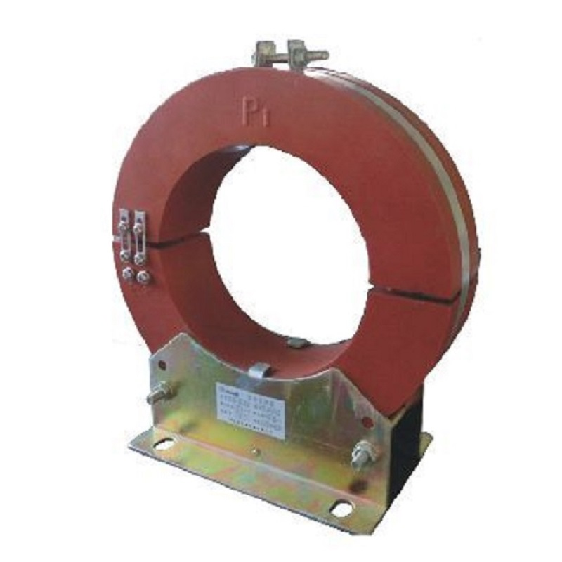 Lxk Indoor Electromagnetic Type Round Toroidal ring Type Epoxy Resin Open-Close Split Core Core Balance Type Zero Sequence Current Transformer CT Residual Current Transformer CT Earthing Grounding Pro