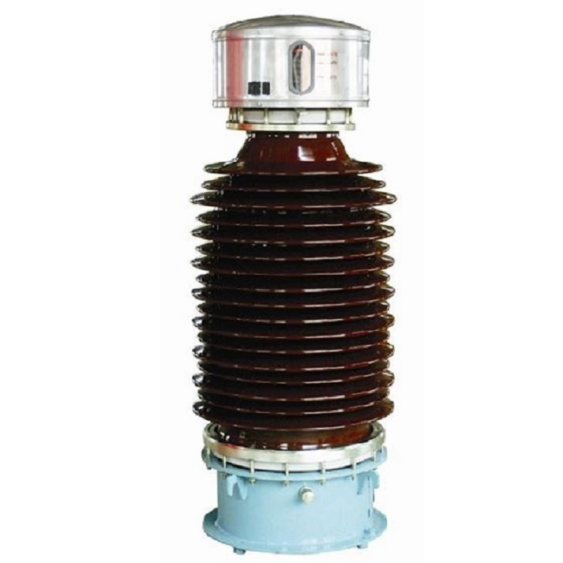Jd6-35 Oil-Immersed Oil-Filled Type Potential Voltage Transformer PT 27.5kv, 35kv, 66kv, 72.5kv, 110kv, 126kv, 220kv, 245kv