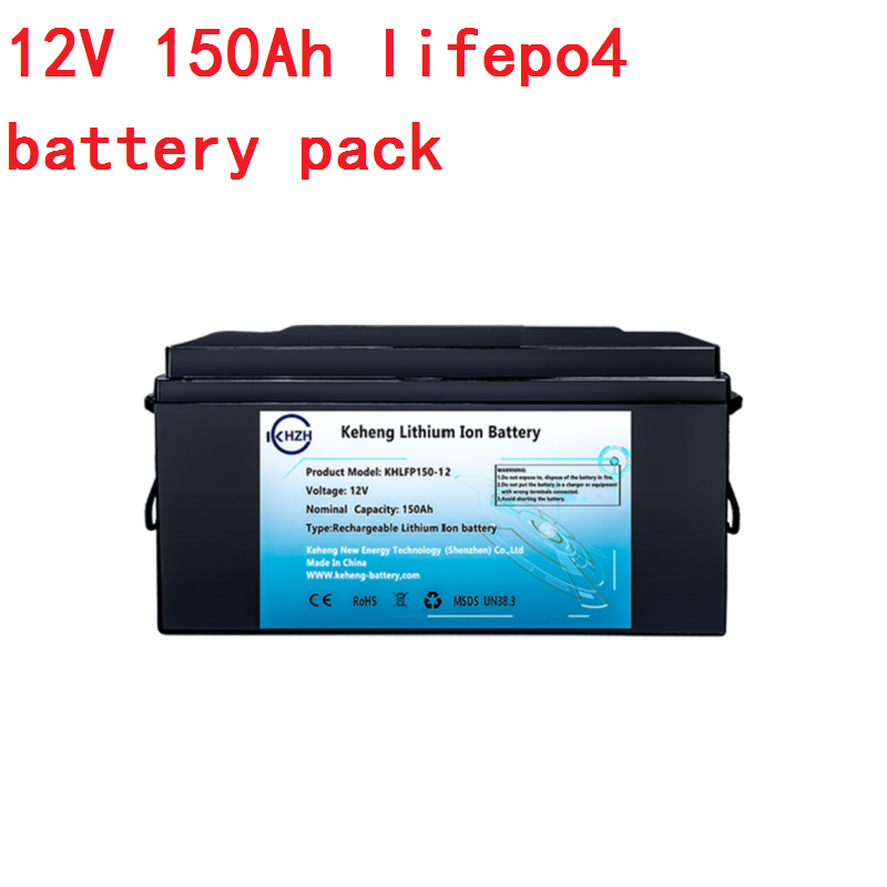 US and Europe Most Popular Best Seller Lead acid replacement Solar RV Marine 12V 100Ah 200Ah 150Ah LiFePO4 Lithium Ion Battery