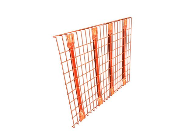 Heavy Duty Pallet Racking Wire Decking Wire Shelving  Wire decking wholesale   wire mesh decking for pallet racking