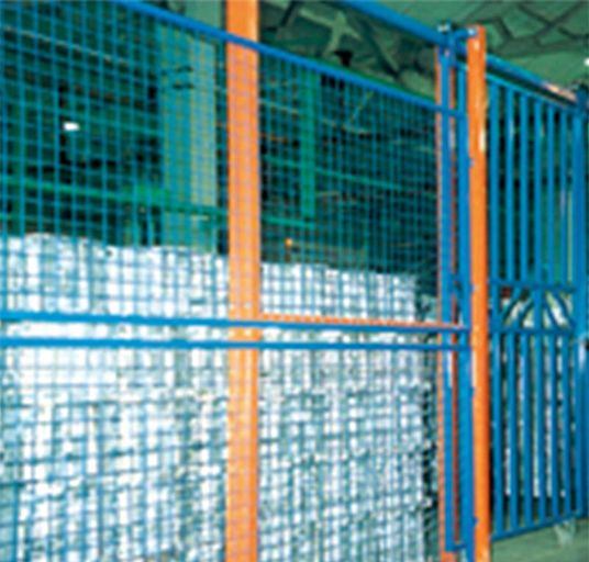 High Strength Heavy Duty Racking Protective Steel Wire Mesh Partition  OEM Mesh Decking  Pallet Rack Wire Mesh Deck factory