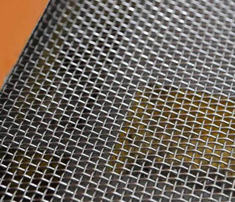 Stainless Steel Wire Mesh Screens