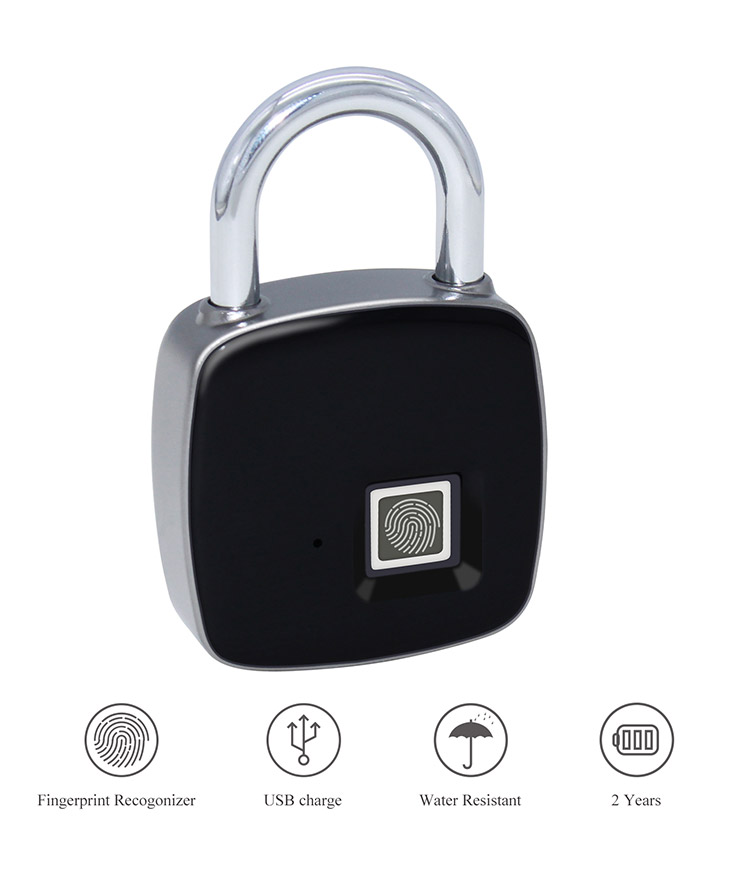 Fingerprint Pad Lock P3