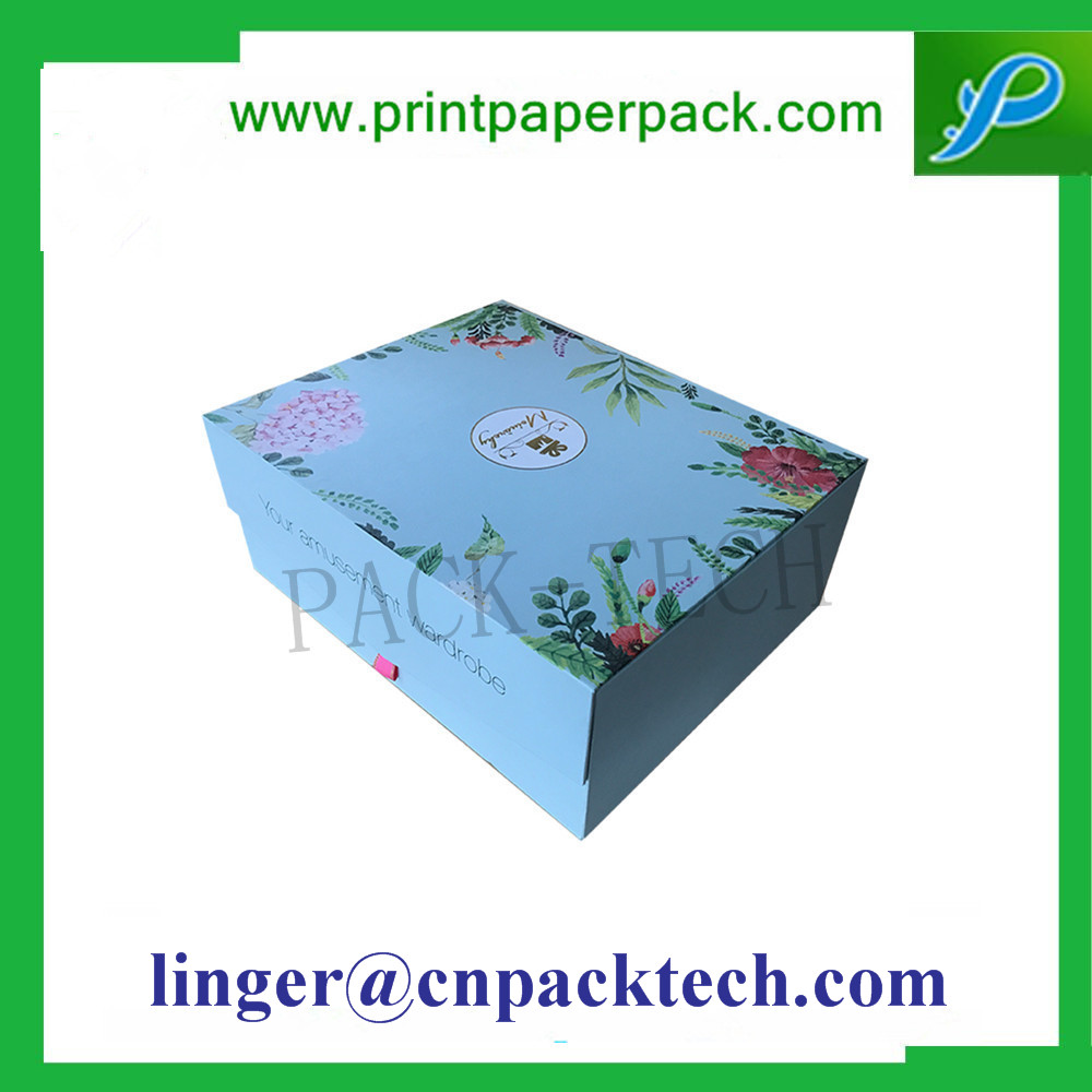 Custom Perfume/ Jewelry / Cosmetic/ Confectionery Packaging Paper Gift Box
