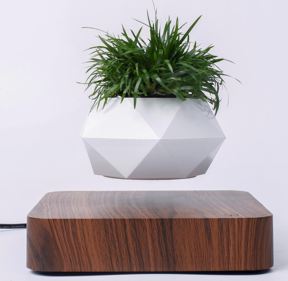 new magnetic levitation air bonsai Plant tree pot PA-0734