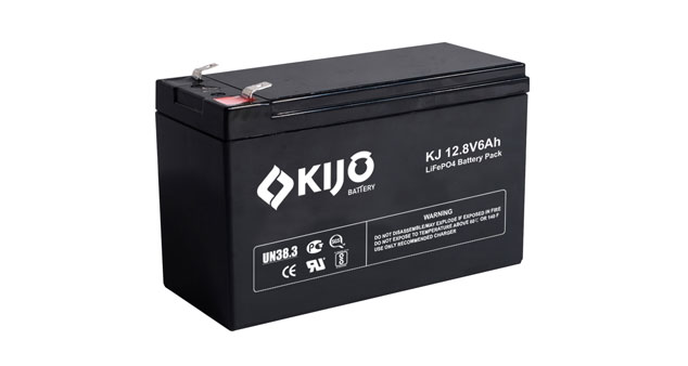 12.8V Lithium ion Battery