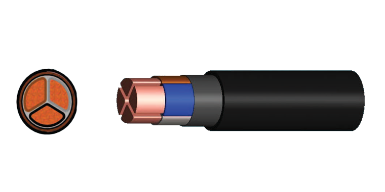 3 Cores Power Cable (PVC Insulated)