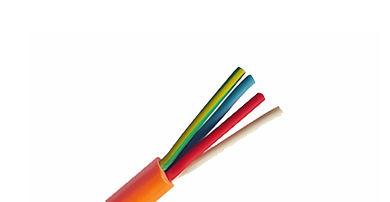 4mm Orange Circular Cable 3 Core+ Earth 0.6-1kv