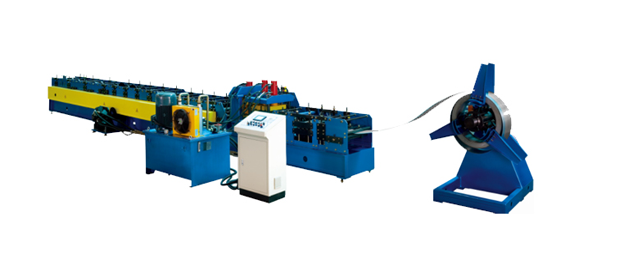 .Purlin Roll Forming Machine