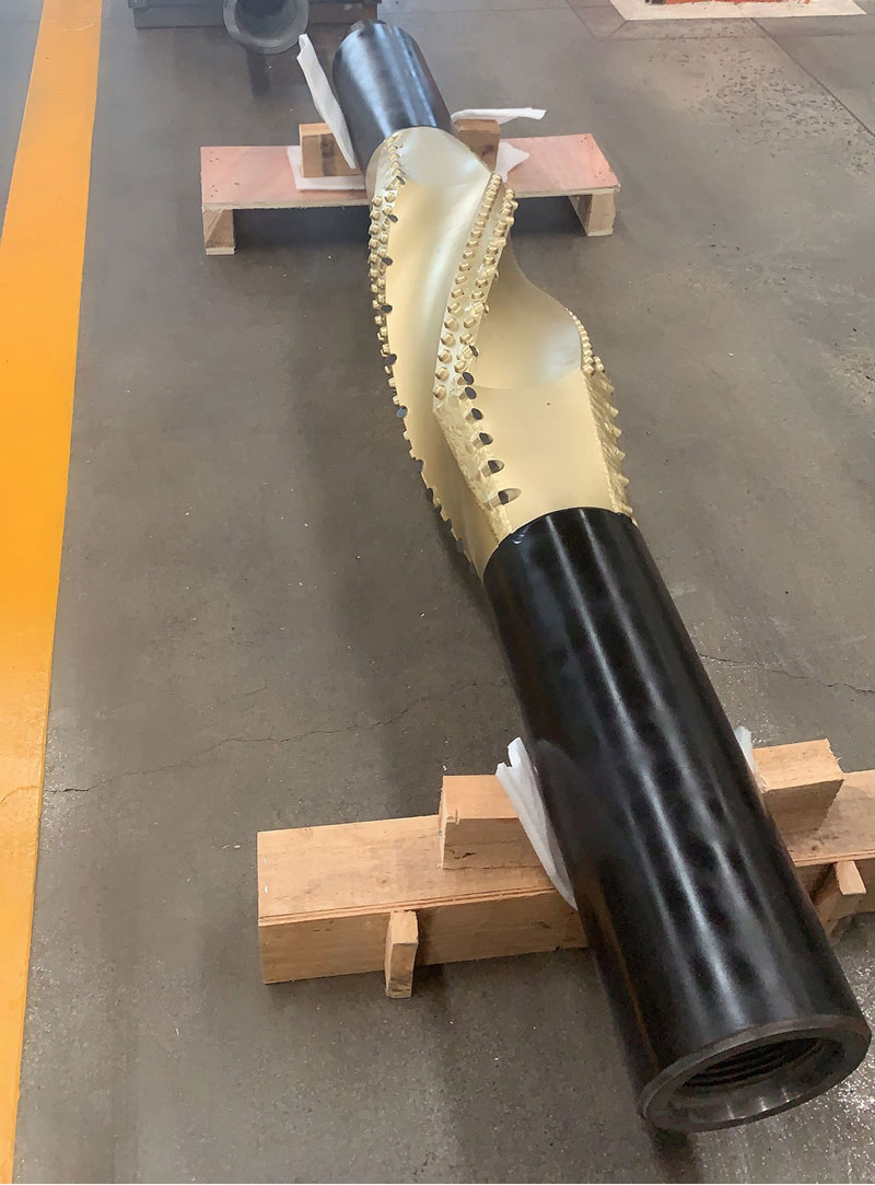 Well Drilling Equipment Crocodile PDC Reamer for Horizontal Drilling