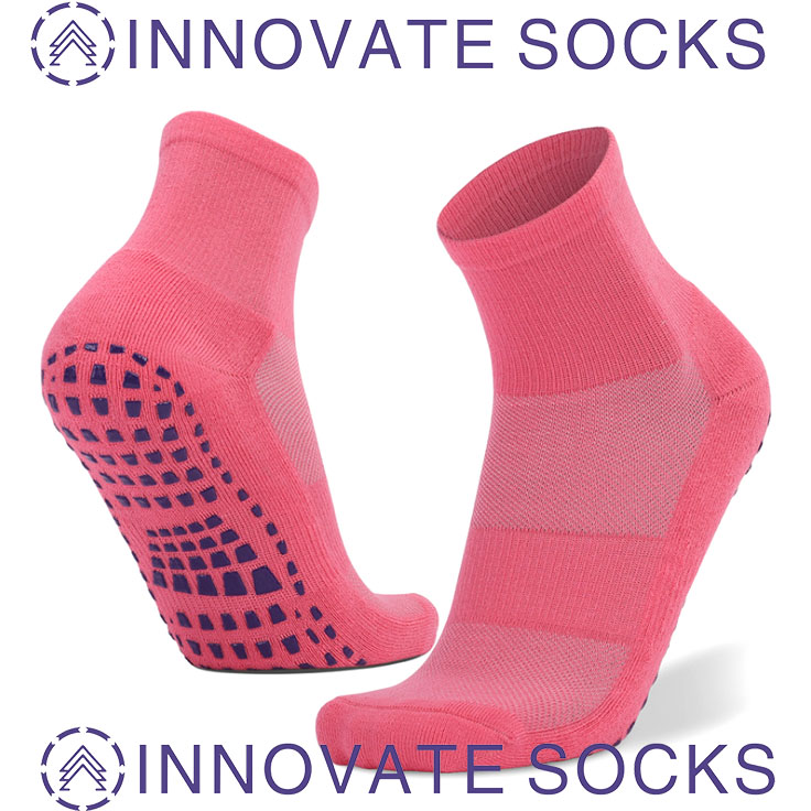 Custom Trampoline Socks Manufacturer