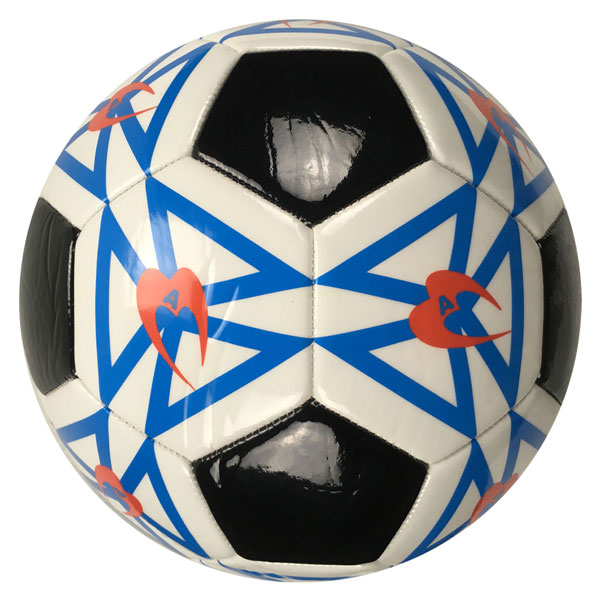 Cheap 2.5mm PVC Soccer Ball OEM Football Training
